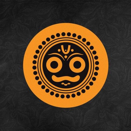 Goloka party logotipas