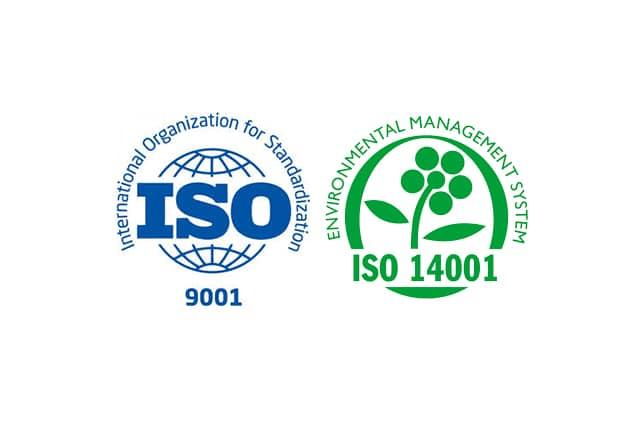 Certification En Cours : ISO 9001 Et ISO 14001