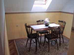 Meiszter Apartman Balatonlelle, étkező 4