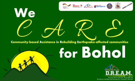 We Care for Bohol