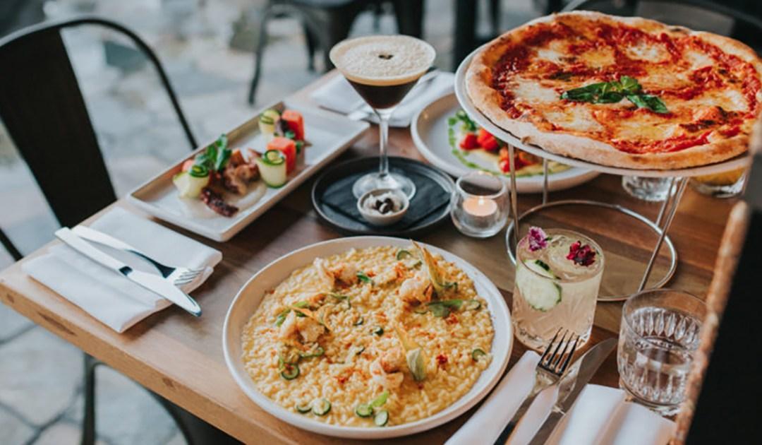 Metropolist feature on Balboa Italian Restaurant Palm Beach Gold Coast