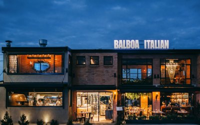 New Year's Eve 2018 at Balboa Italian