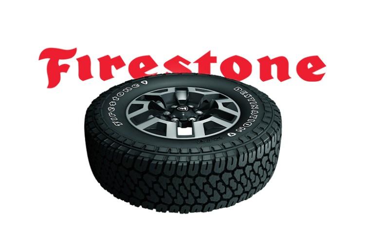 Pneus Firestone