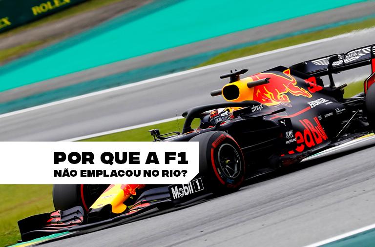 Fórmula 1 e Rio de Janeiro: por que o torneio não emplacou na cidade?