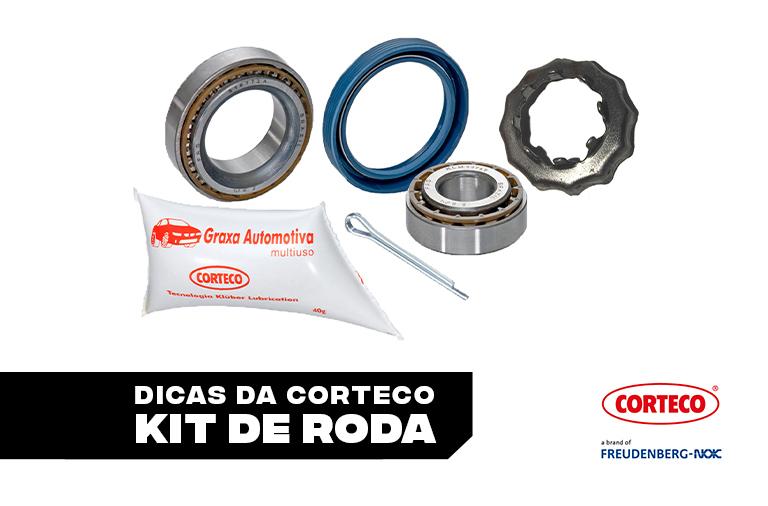 Freudenberg-Corteco traz dicas de montagem do Kit de Roda