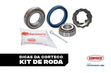 Kit de roda Corteco