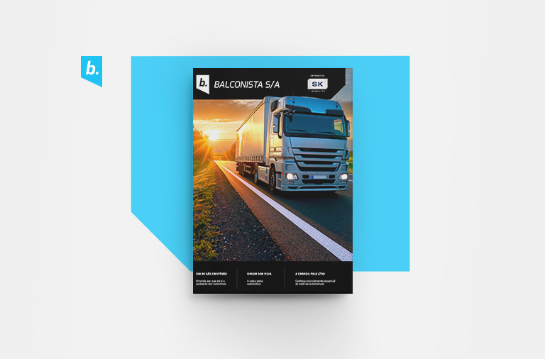 Balconista S/A Digital - Acesse a 30ª edição