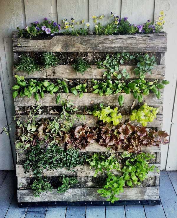 16 Genius Vertical Gardening Ideas For Small Gardens Balcony Garden Web