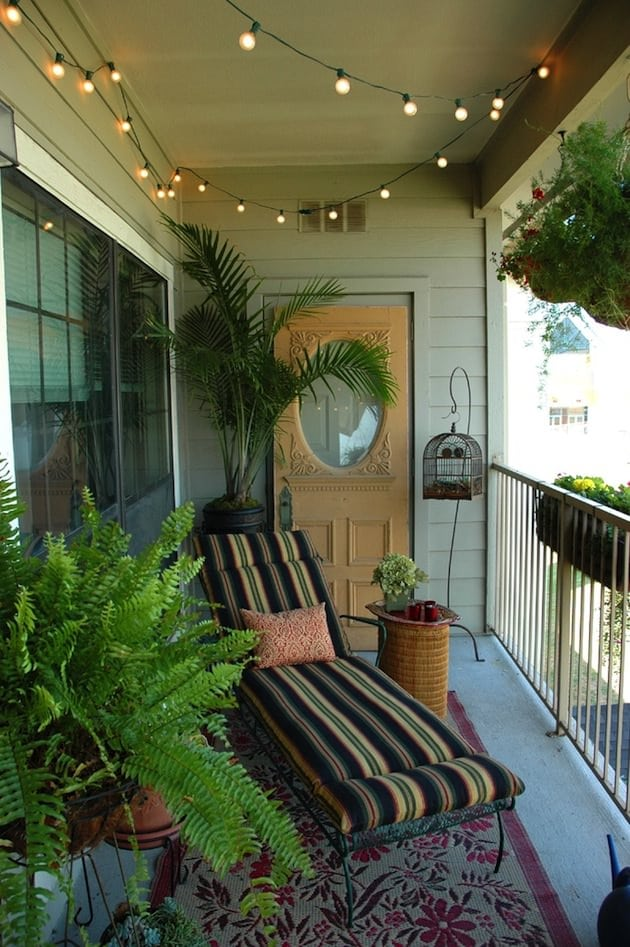 Things To Have In A Balcony | Apartment Balcony Ideas ... on Apartment Backyard Patio Ideas  id=95322