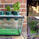5 Awesome Ways To Repurpose A Fish Tank Old Fish Tank Uses Balcony Garden Web