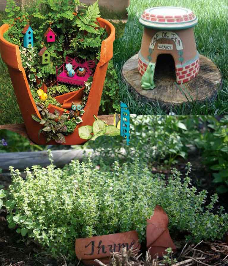 22 Incredible Budget Gardening Ideas | Garden Ideas On A ... on Garden Design Ideas On A Budget  id=64065