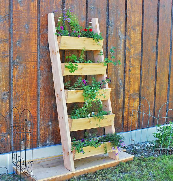 20 Amazing DIY Garden Furniture Ideas | DIY Patio ... on Diy Garden Patio Ideas id=94695