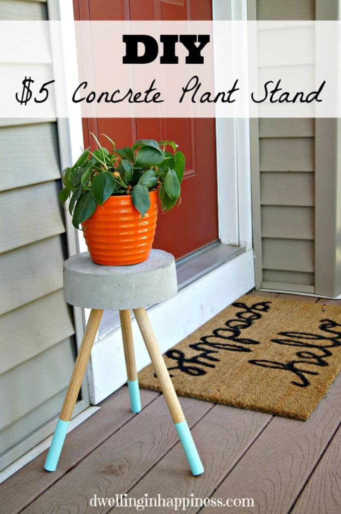Best And Most Creative DIY Plant Stand Ideas For ... on Plant Stand Ideas  id=51346