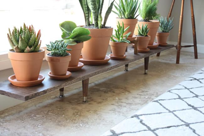 Best And Most Creative DIY Plant Stand Ideas For ... on Plant Stand Ideas  id=55573