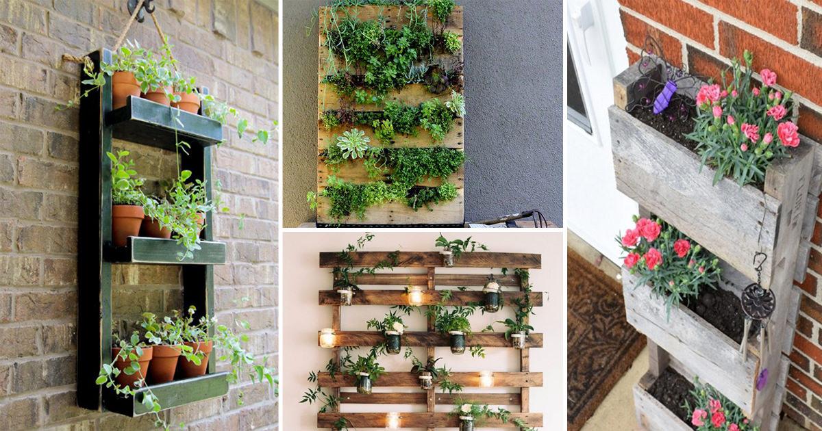 Grow More Plants Indoors, Follow 16 Best DIY Vertical