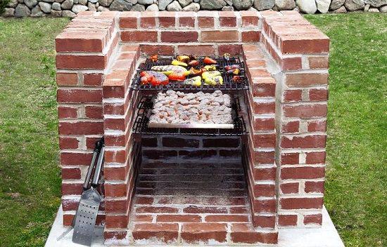 10 DIY BBQ Grill Ideas For Summer   Balcony Garden Web on Diy Bbq Patio id=94528