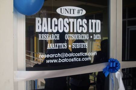 Balcostics Office