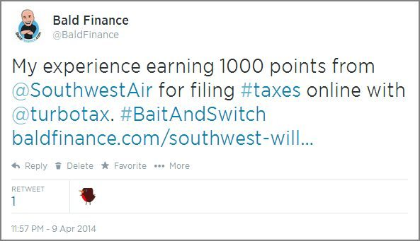 Power of Twitter - TurboTax