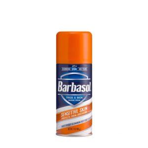 Sensitive Shaving Foam Barbasol