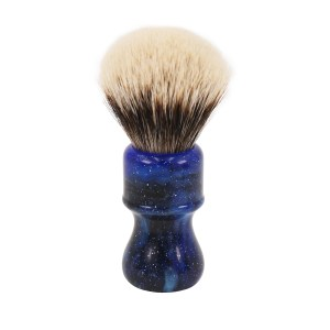 1204 Yaqi Brush Silver Tip Misterious Space 24