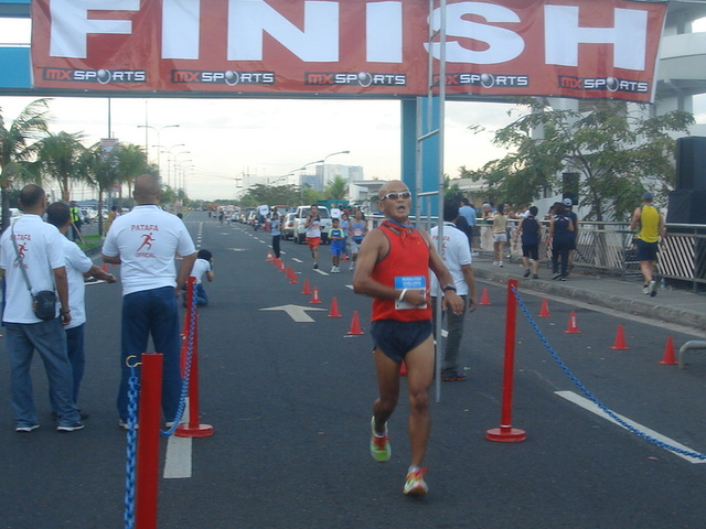 BR Passing The Finish Line