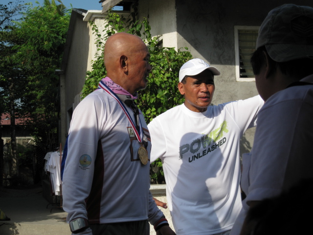 More Stories With My Brother Samuel After The Race