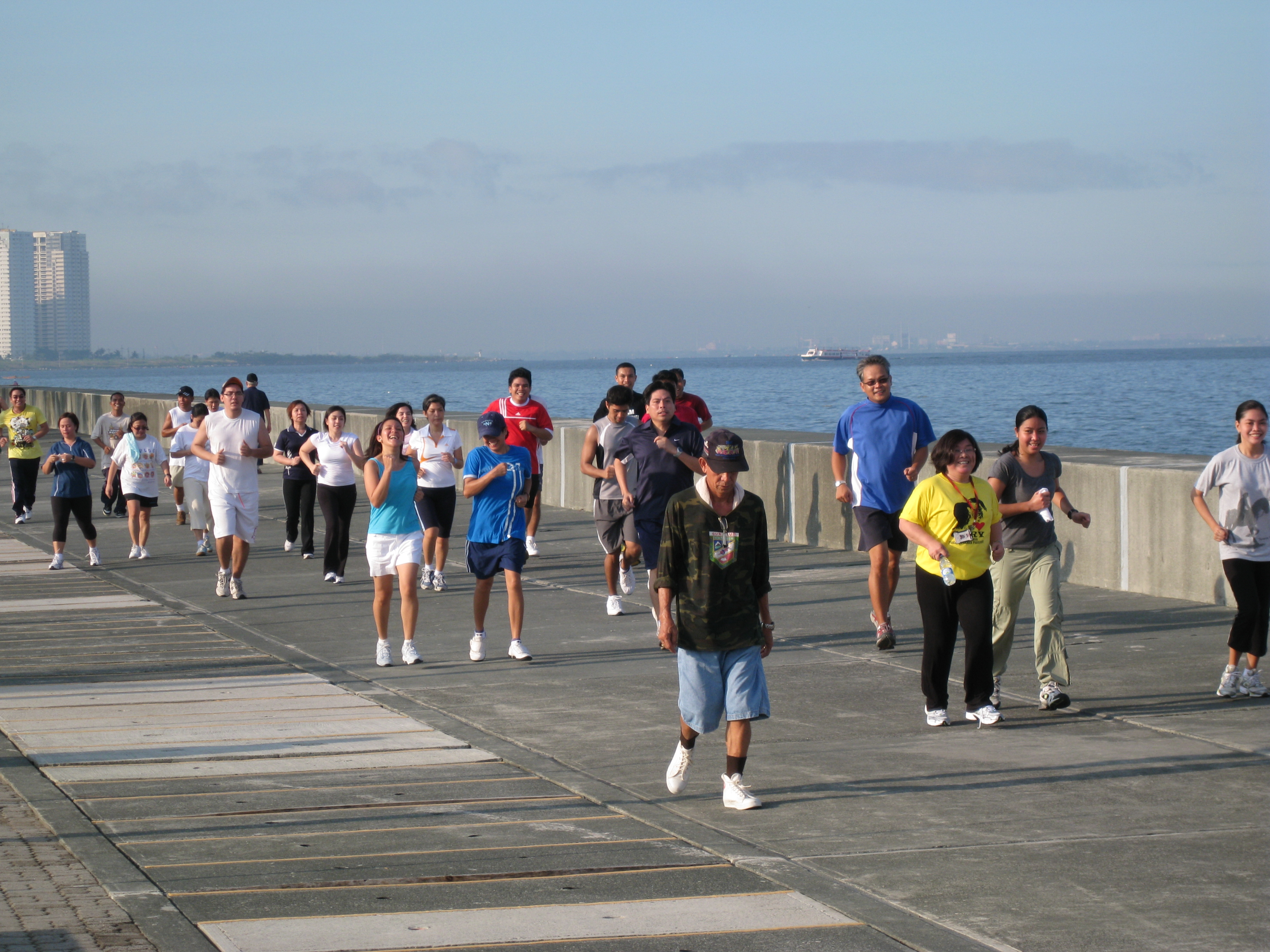 """Another """"Long Run"""" For The Participants"""