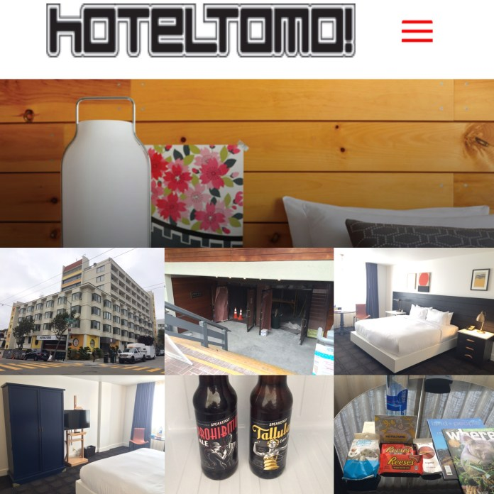 Kimpton Hotel Tomo in San Francisco