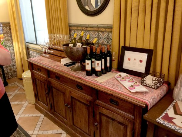 Kimpton Canary Wine Hour