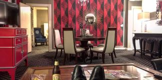 best credit card offers - Kimpton Sir Francis Drake 2016-06 Starlight Suite