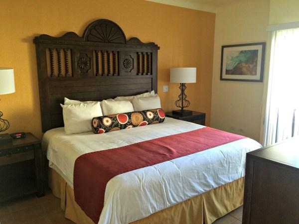 Worldmark by Wyndham Coral Baja master bedroom