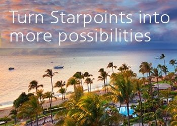 American Airlines 2016 Starwood conversion bonus square