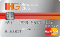 Chase IHG MasterCard credit card