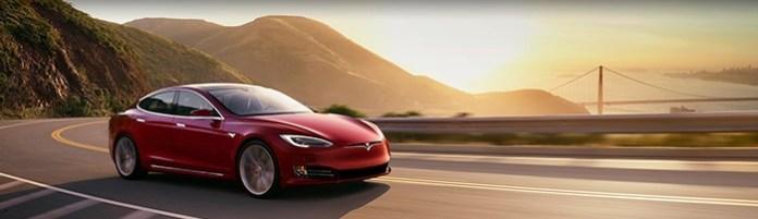 Hertz Dream Cars Tesla Model S