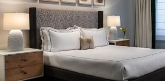 Kimpton Glover Park Hotel bedroom