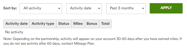 Alaska Airlines 10000 bonus points