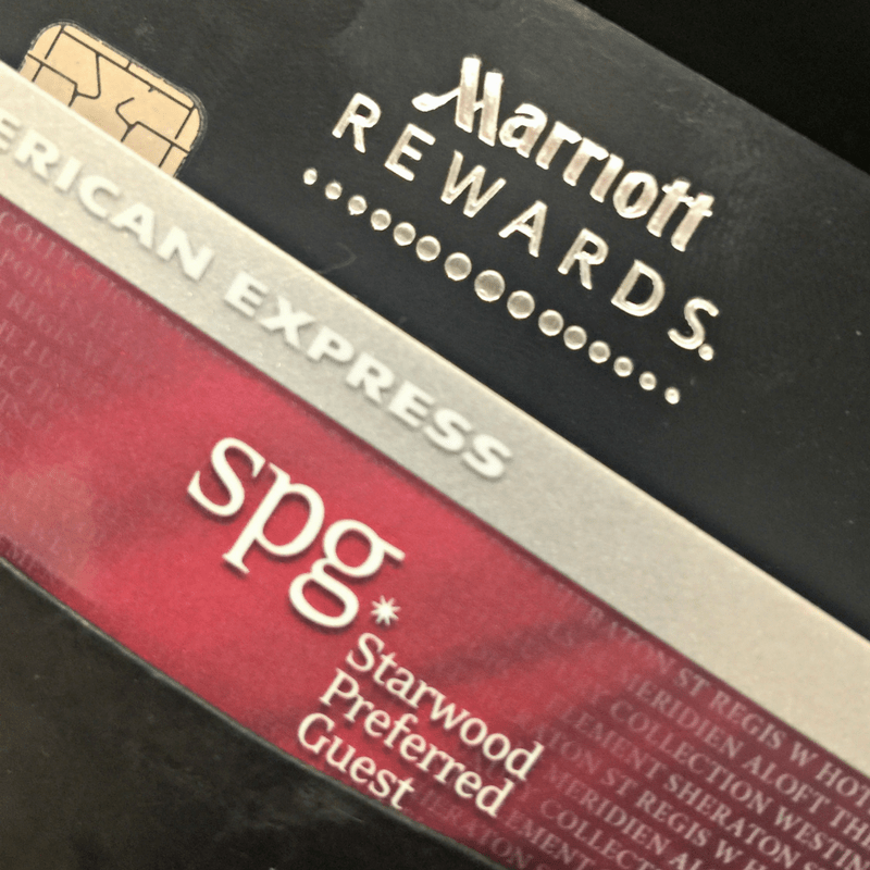 Which Card Is Better? Amex SPG vs. Chase Marriott - BaldThoughts