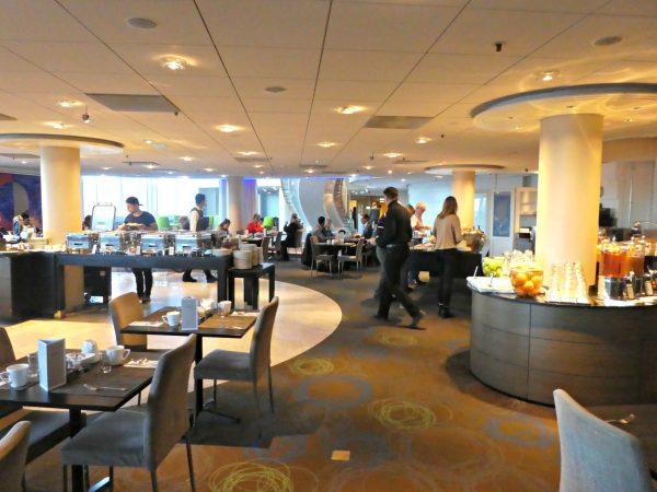 Hilton Stockholm Slussen buffet