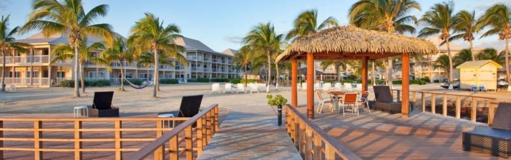 Holiday Inn Resort Grand Cayman 240 foot pier