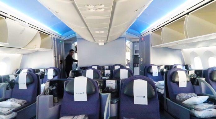United Polaris Business From Lax To Shanghai Baldthoughts