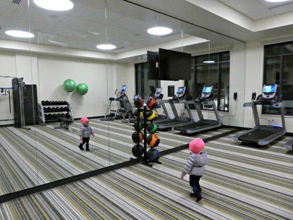 Kimpton Journeyman gym