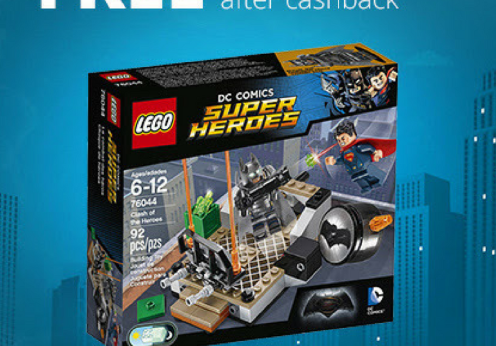 Lego Batman Movie play set