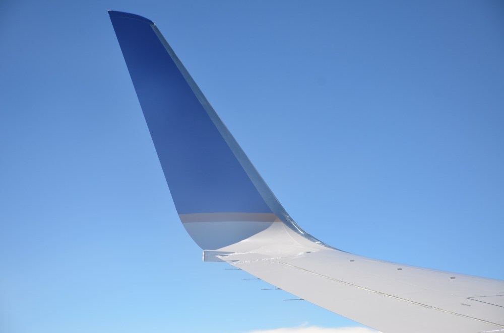 United Airlines Winglet