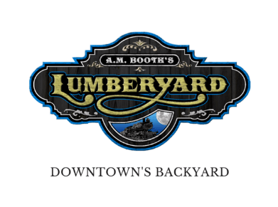 AM Booth's Lumberyard logo