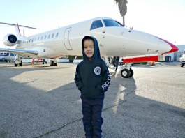 JetSuiteX Burbank to Mammoth Timmy