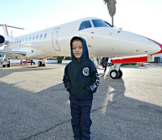JetSuiteX Burbank to Mammoth Timmy