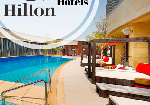 New Hilton Hotels in January 2017