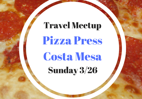 Pizza Press Costa Mesa