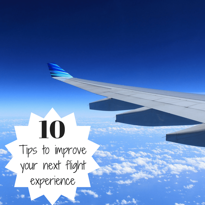 10 Tips for Pleasant Airline Travel (Part II)