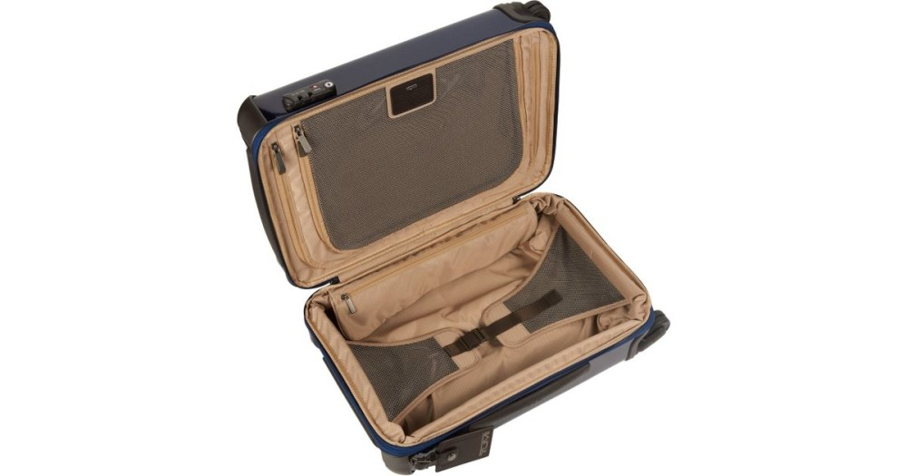 Tumi Tegra Lite vs smart luggage